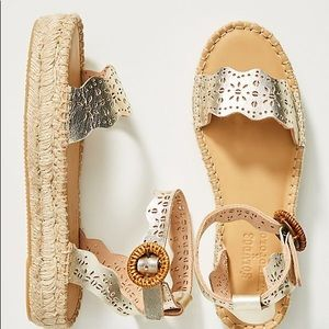 Soludos x Anthropologie Cadiz Espadrille Sandals